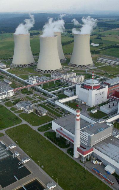 Область использования атомной энергии