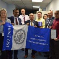 «Эйр Астана» прошла аудит по информационной безопасности  ISO/IEC 27001:2013