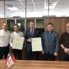 ООО «ЗДТ «Ареопаг» первым среди производителей насосного оборудования получил сертификат СДС «Интергазсерт»