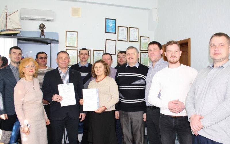 Ресертификация СМК ООО НВК «Ниагара»